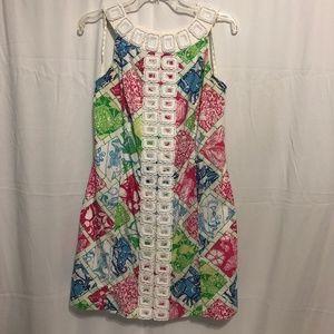 Size 8 EUC Lilly Pulitzer Jubilee Dress